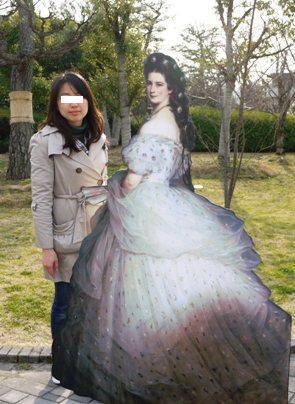エリザベートと♪