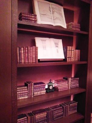 コントンポラン書棚