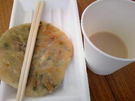 モンゴルの餃子
