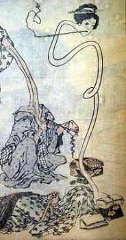 200px-Hokusai_rokurokubi.jpg