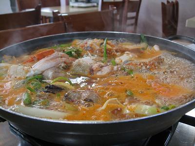 海鮮鍋8.25