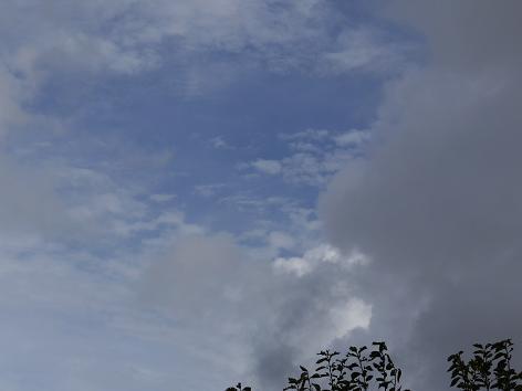 今日の空9.17
