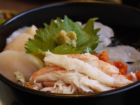 海鮮丼11.20