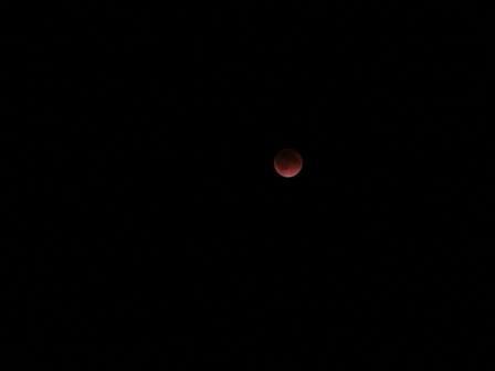 皆既月食①12.10