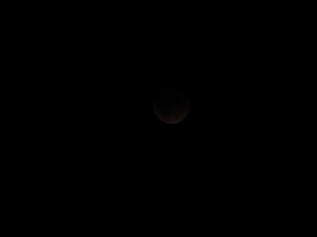 皆既月食②12.10