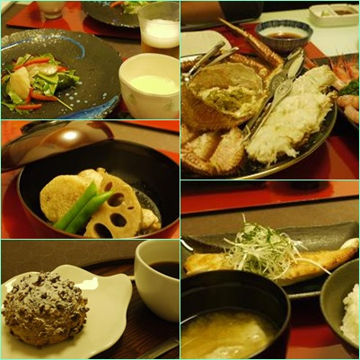 12.10.7わおんの夕食