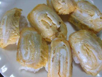 2012.6お料理お寿司①