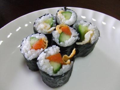 2012.6お料理お寿司②