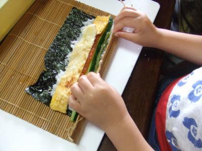2012.6お料理お寿司③
