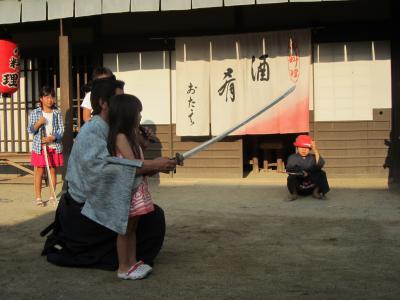 2012.8映画村②