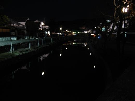 夜の美観地区その二