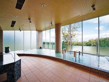 富良野温泉 紫彩の湯