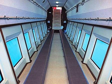 美国 海底探勝船