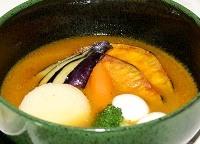ラムバーグのスープカレー