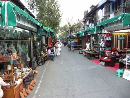 東台路古玩市場