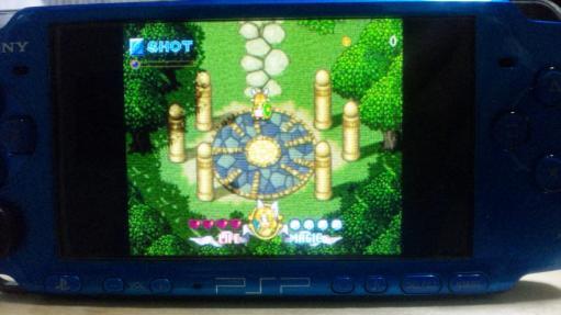 PSPでリモートプレイ