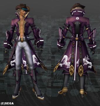 シズル・レプカ・紫x白