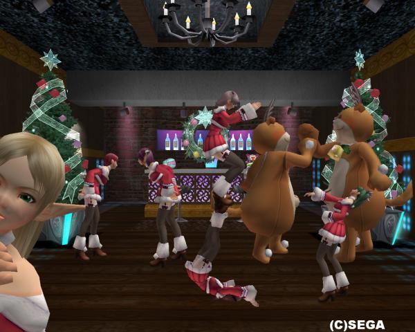クリスマスパーティー?