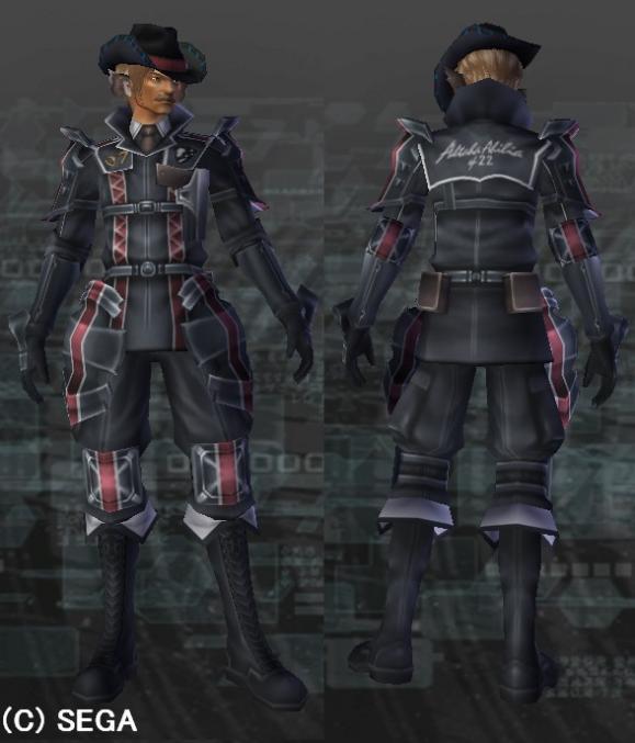 ネームレス制服NO.7