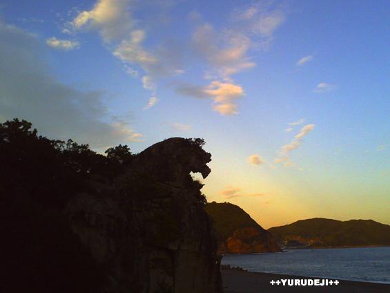 yurudeji_獅子岩