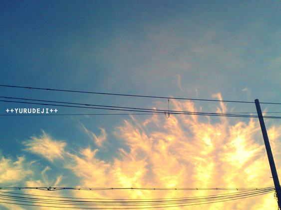yurudeji_雲1