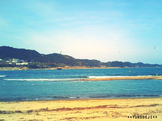 yurudeji_海岸a
