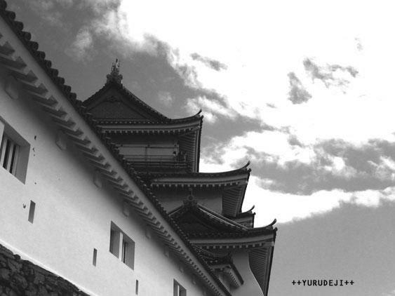 yurudeji_和歌山城