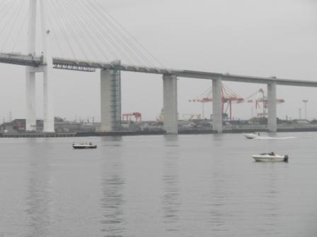 20110612新湊大橋下