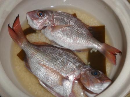 20110618小鯛飯ー1