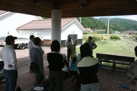 稲刈り体験-11