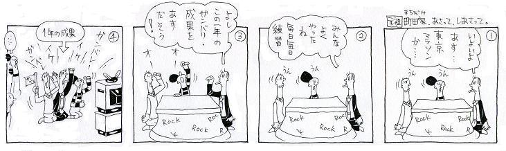 東京マラソン一年の成果