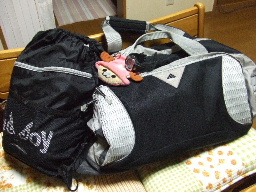 K旅行準備