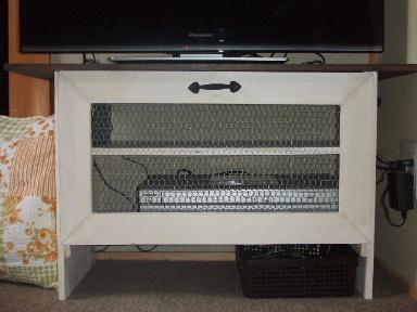 DIY TVボード