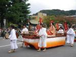 京都 時代祭(2011年)