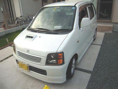 wagonR RR