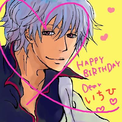 2010誕生日絵*さにちゃ*