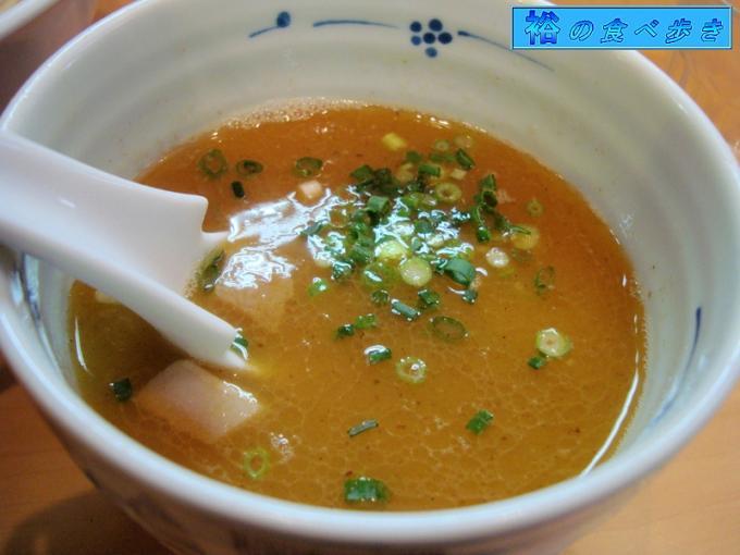 スープ割りしてみた