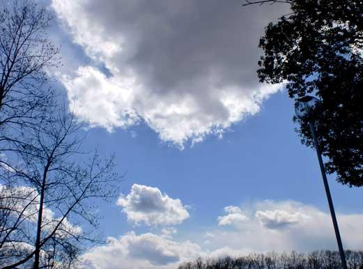 雲の集会1