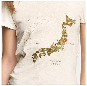 ジェイ・クルーの震災支援Tシャツ3