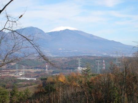 浅間山の冠雪_convert_20101125000100
