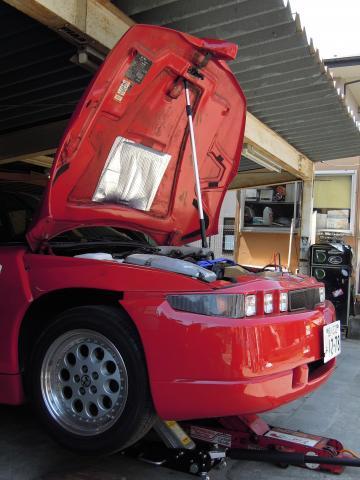 SZ at Garage 1