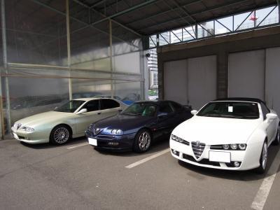 166 GTV Spider 1