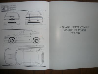SZ ZAGATO Issue 6