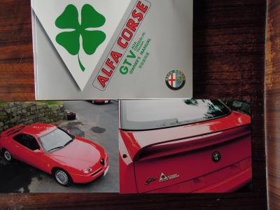 ALFA CORSE GTV 3