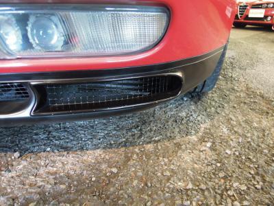 ALFA CORSE GTV Front Intake