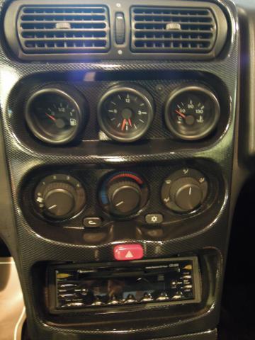 ALFA CORSE GTV Interior 1