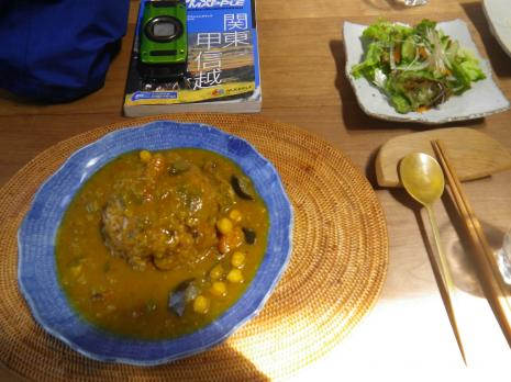 小蕉亭 玄米野菜カレー