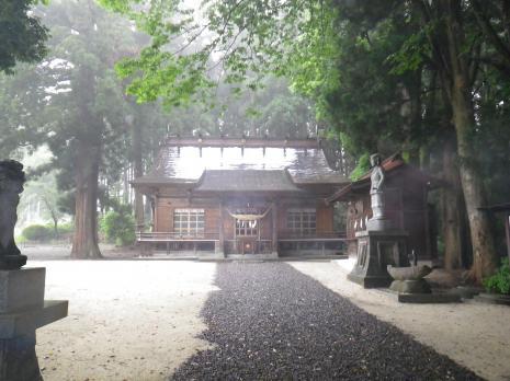 上宮白和瀬神社
