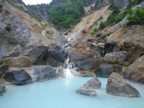 姥湯温泉 山姥の湯