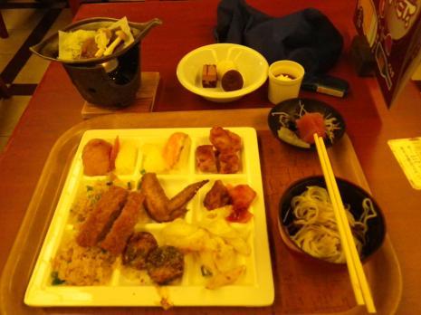 下呂温泉 夕食